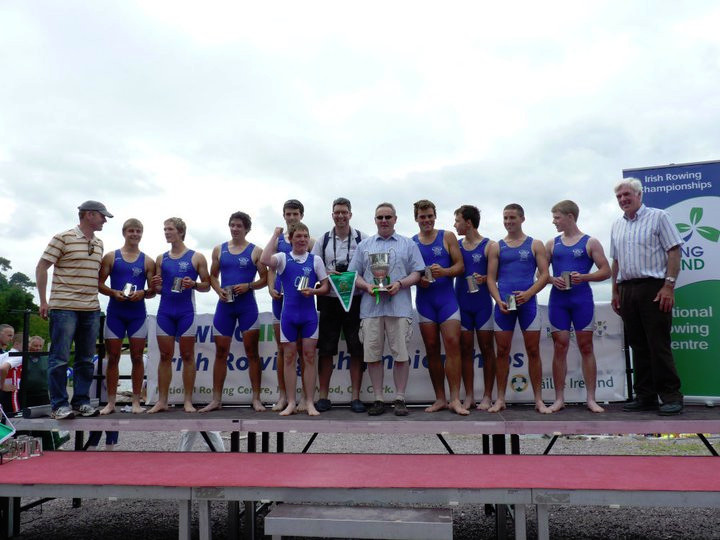 St  Joseph's Patrician College (The Bish): Rowing